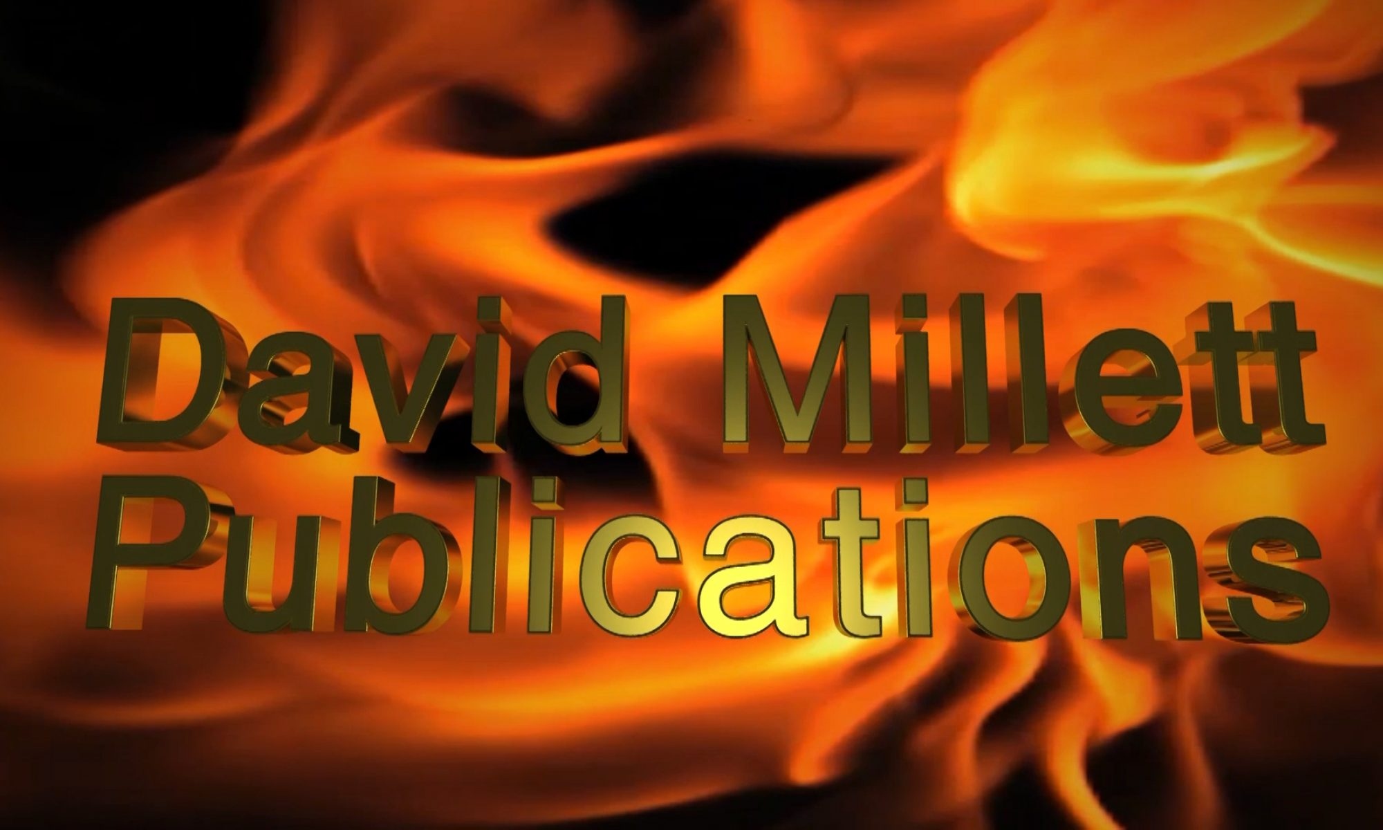David Millett Publications
